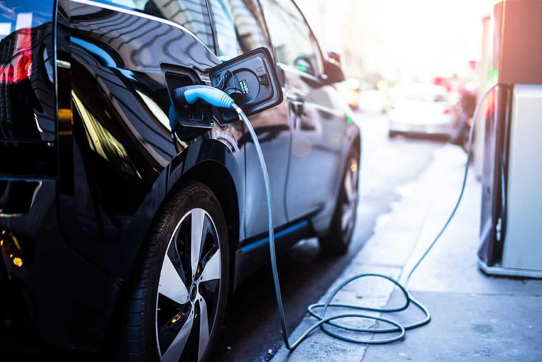Elektrische Auto Opladen Met De Tankpas Van Travelcard