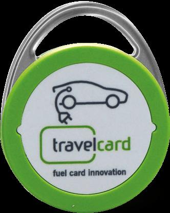 elektrische auto opladen Travelcard