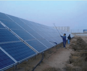 Co2 compensatieproject: Zonnepanelen in China