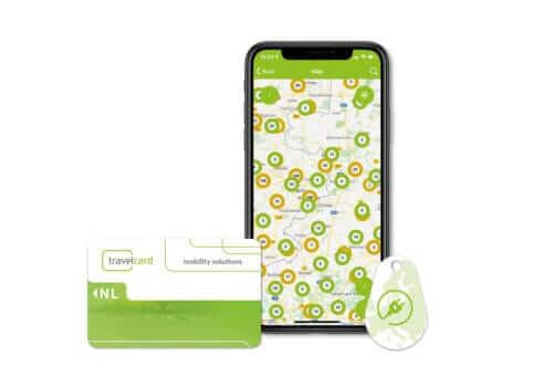 laadpas met app