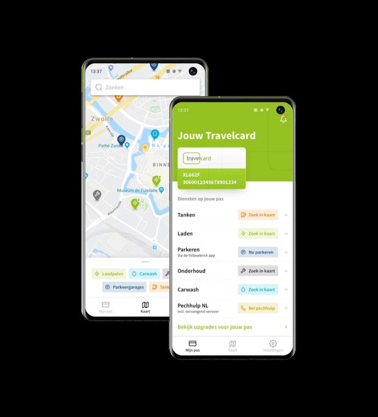 Travelcard B.V. | Download de Travelcard app!